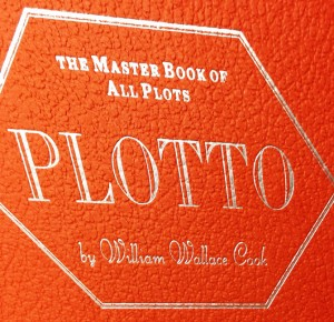 Plotto by William Wallace Cook - Image by Joshua David Bennett