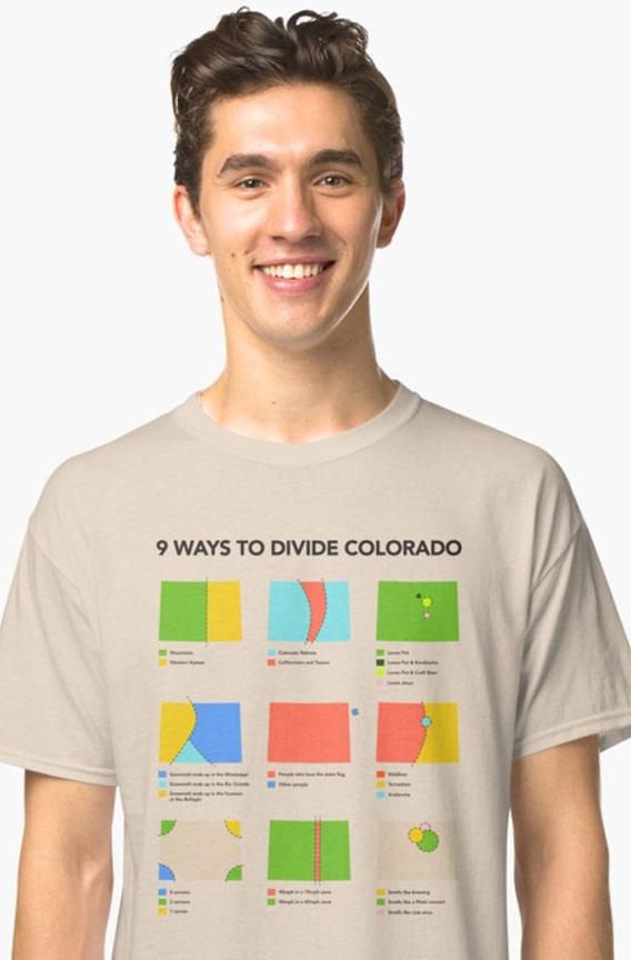 9 ways shirt